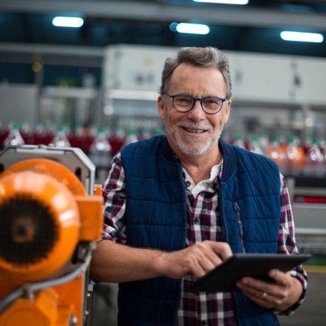 Mit Tablets in die Werkshallen – Die Stuttgarter Zeitung berichtet über das Projekt Digitale Fitness